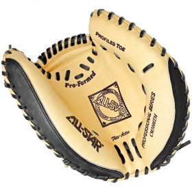 All-Star Cm3000Tm ''the Equalizer'' Baseball Catcher's Training Mitt | 35 In. Right-Handed Throw