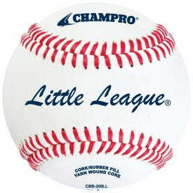 Champro Cbb-200Ll Little League Game Baseball - 1 Dozen | 9 In.