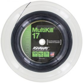 Ashaway MultiKill 17 Black 360' Reel Racquetball String Packages