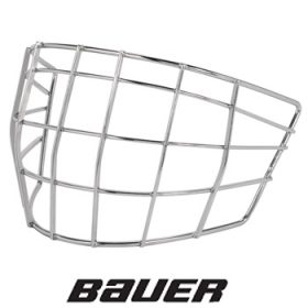 Bauer NME STRAIGHT BAR Flatwire SR Certified Cage