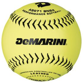 Demarini Nsa 12'' Slowpitch Softball - Dozen