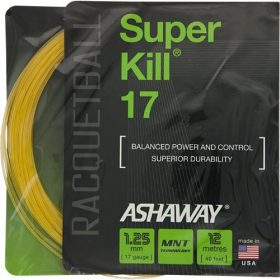 Ashaway SuperKill 17 Racquetball Racquetball String Packages