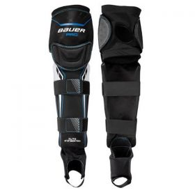 BAUER Pro Ball Street Hockey Shin Guard - Sr