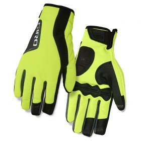 Giro Men's Ambient 2.0 Cycling Gloves - Yellow
