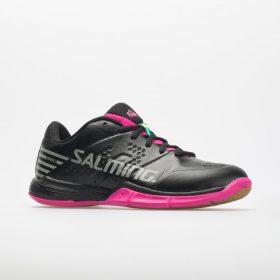 Salming Viper 5 Women's Indoor, Squash, Racquetball Shoes Black/Pink Jewel