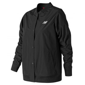 New Balance Women's Coaches Jacket | Size Medium | Black