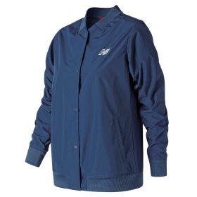 New Balance Women's Coaches Jacket | Size X-Large | Teal