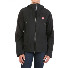 66North Women's Snaefell Neoshell Jacket - Medium - Black