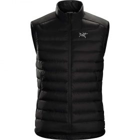 Arcteryx Men's Cerium LT Vest - Small - Black