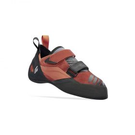 Black Diamond Men's Focus Climbing Shoe - 6 - Rust