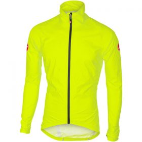 Castelli EMERGENCY RAIN JACKET-YELLOW-L