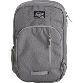 Rawlings Coach's Backpack | Graphite