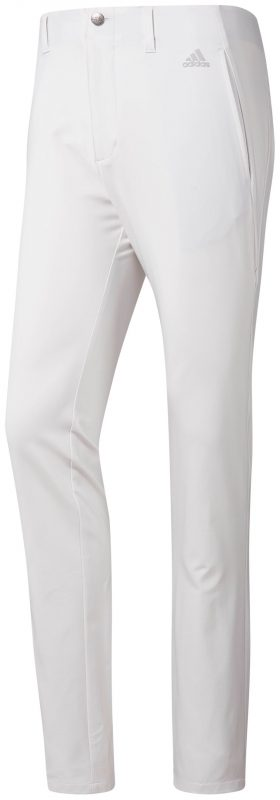 ADIDAS ULTIMATE 365 3-STRIPES TAPERED GOLF PANTS 2020 - DQ2202 WHITE -