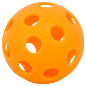 Athletic Specialties 5In. Plastic Training Balls - 500 Per Box | 5In. | Orange