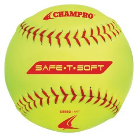 Champro Csb62 12In. Safe-T-Soft Slowpitch Softball - 1 Dozen | 12In.