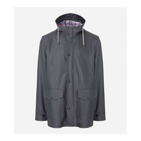 66North Men's Arnarholl Rain Jacket - XL - Stone Grey