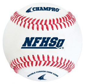 Champro Cbb-Hsj Nfhs Specifications Baseball - 1 Dozen | 9 In.