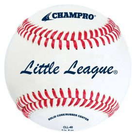 Champro Cll-40 Little League Game Baseball - 1 Dozen | 9 In.