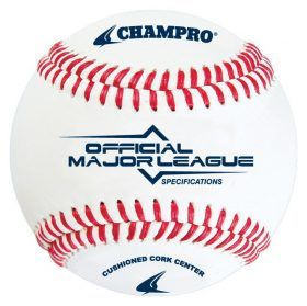 Champro Cml-100 Major League Specifications Baseball - 1 Dozen | 9 In.